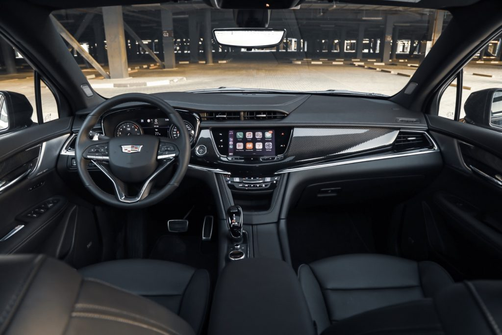 2020 Cadillac XT6 pictured here.