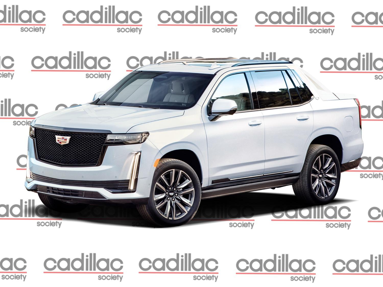 2021 Cadillac Escalade V Ext Esv Interior