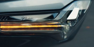 Curious Cadillac Headlamp Shows Up In New Ad