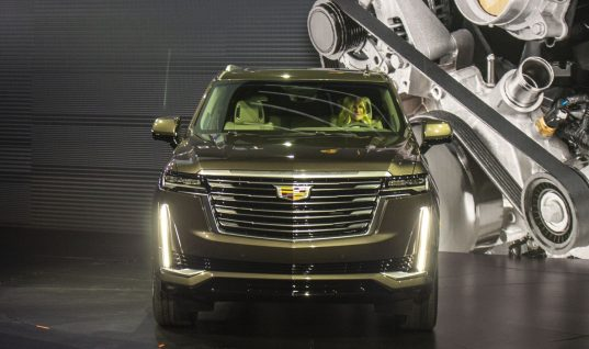 2021 Cadillac Escalade Has Garnered Over 6,000 Orders Thus Far