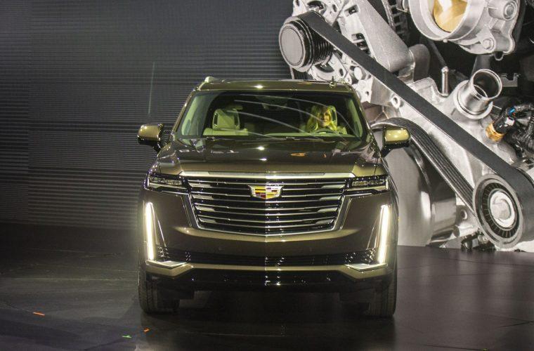 2021 Cadillac Escalade Has Garnered Over 6,000 Orders Thus Far