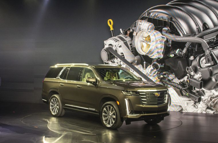 Cadillac Escalade Diesel Will Get Significantly Better MPG Than Gas V8