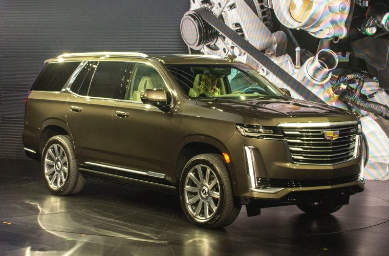 2021 Cadillac Escalade Towing Capacity Revealed