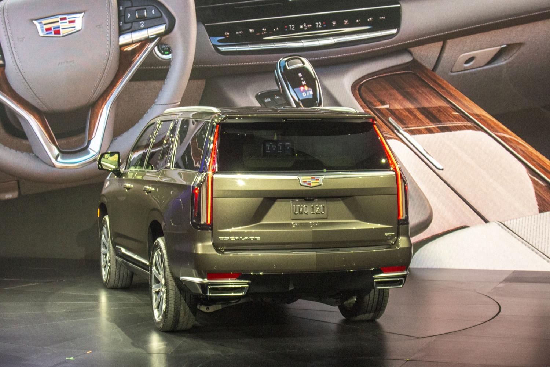 2021 Cadillac SRX Pricing