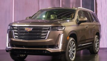 2021 Cadillac Escalade Average Transaction Price Is Over $100K