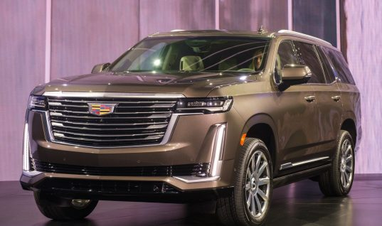 2021 Cadillac Escalade Hitting Dealerships