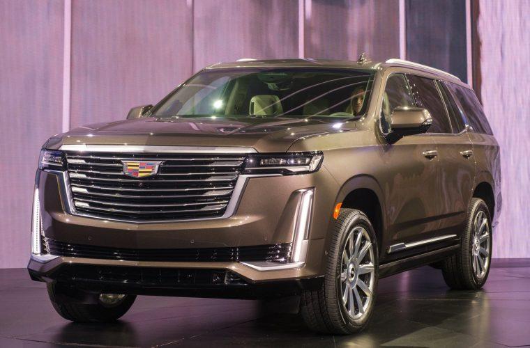 2021 Cadillac Escalade Hitting Dealerships