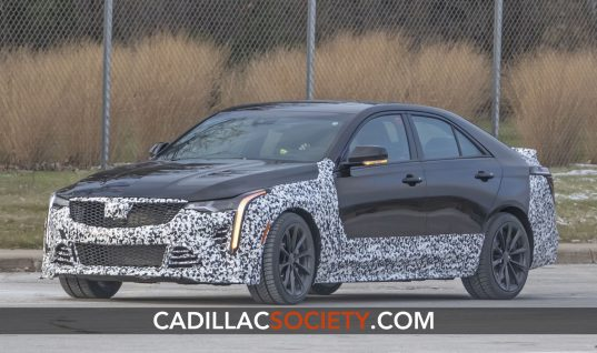 Cadillac CT4-V Blackwing, CT5-V Blackwing Will Not Be Sold In China