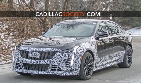 Cadillac Confirms Blackwing Moniker For Next Level CT4-V And CT5-V