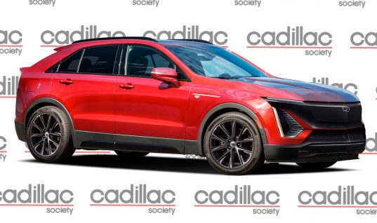 We Render The Cadillac Lyriq Electric Crossover