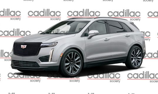 Escalade Styling Cues Would Look Great On The Cadillac XT5