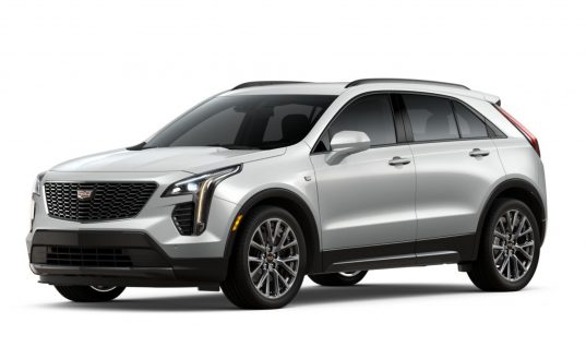 Here's One Cadillac XT4 Package No One Knows About