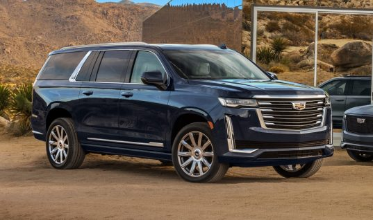 2021 Cadillac Escalade ESV Officially Revealed