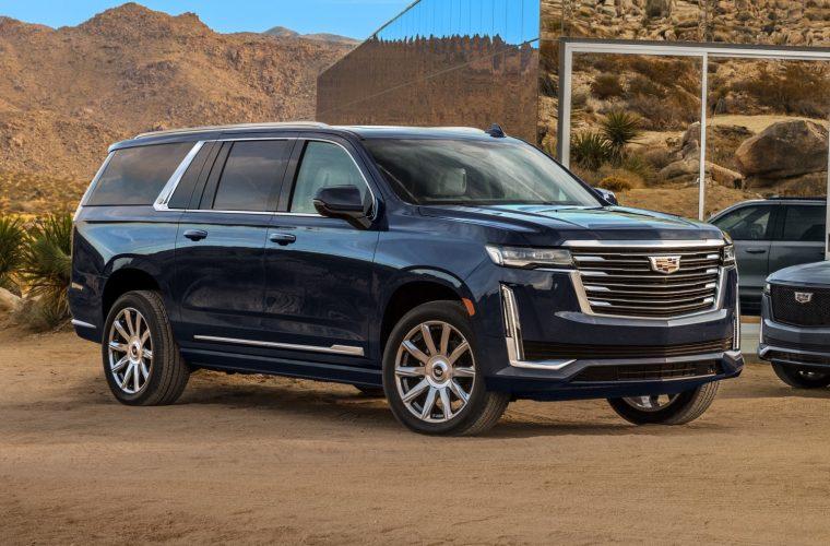 2021 Cadillac Escalade ESV Officially Revealed