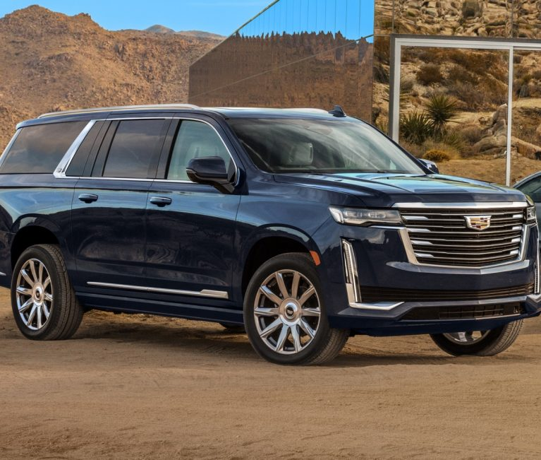 Cadillac Escalade Discount Offers Non-Existent In June 2021
