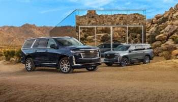 2021 Cadillac Escalade Being Benchmarked By Ford