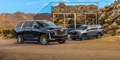 2021 Cadillac Escalade Wheels: Seven Choices Offered