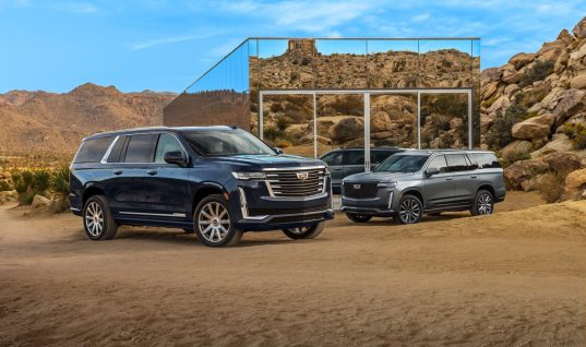 2021 Cadillac Escalade Wheels: Seven Choices Offered