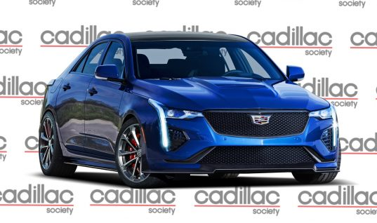 We Render The Cadillac CT4-V Blackwing