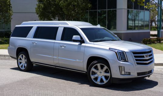 Tom Brady's Palatial Cadillac Escalade ESV Is For Sale