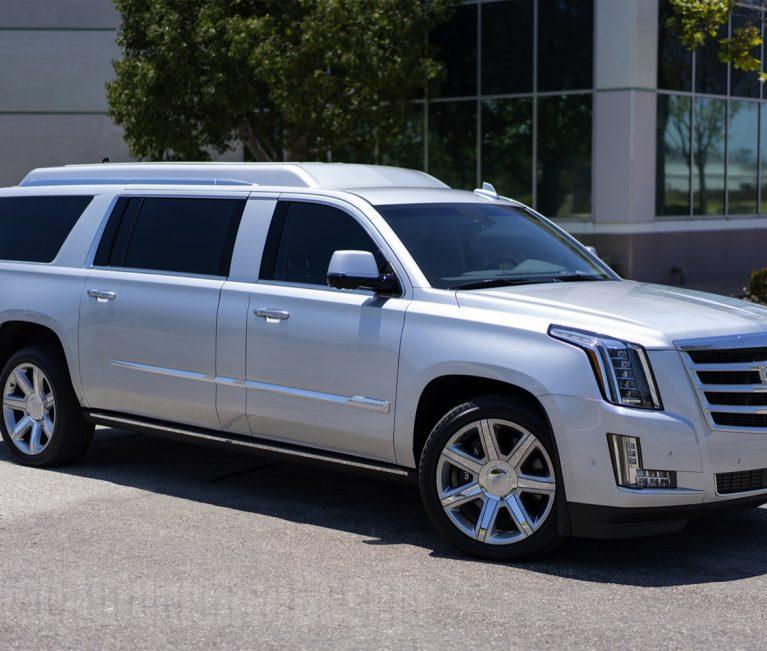 Tom Brady's Palatial Cadillac Escalade ESV Is For Sale