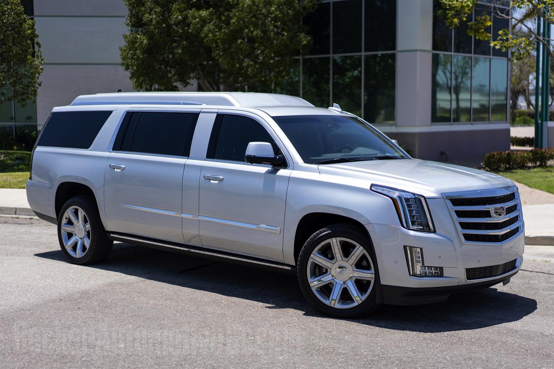 2020 Cadillac Escalade V Ext Esv Picture