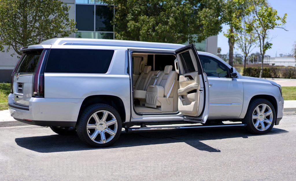 Tom Brady's custom Cadillac Escalade ESV