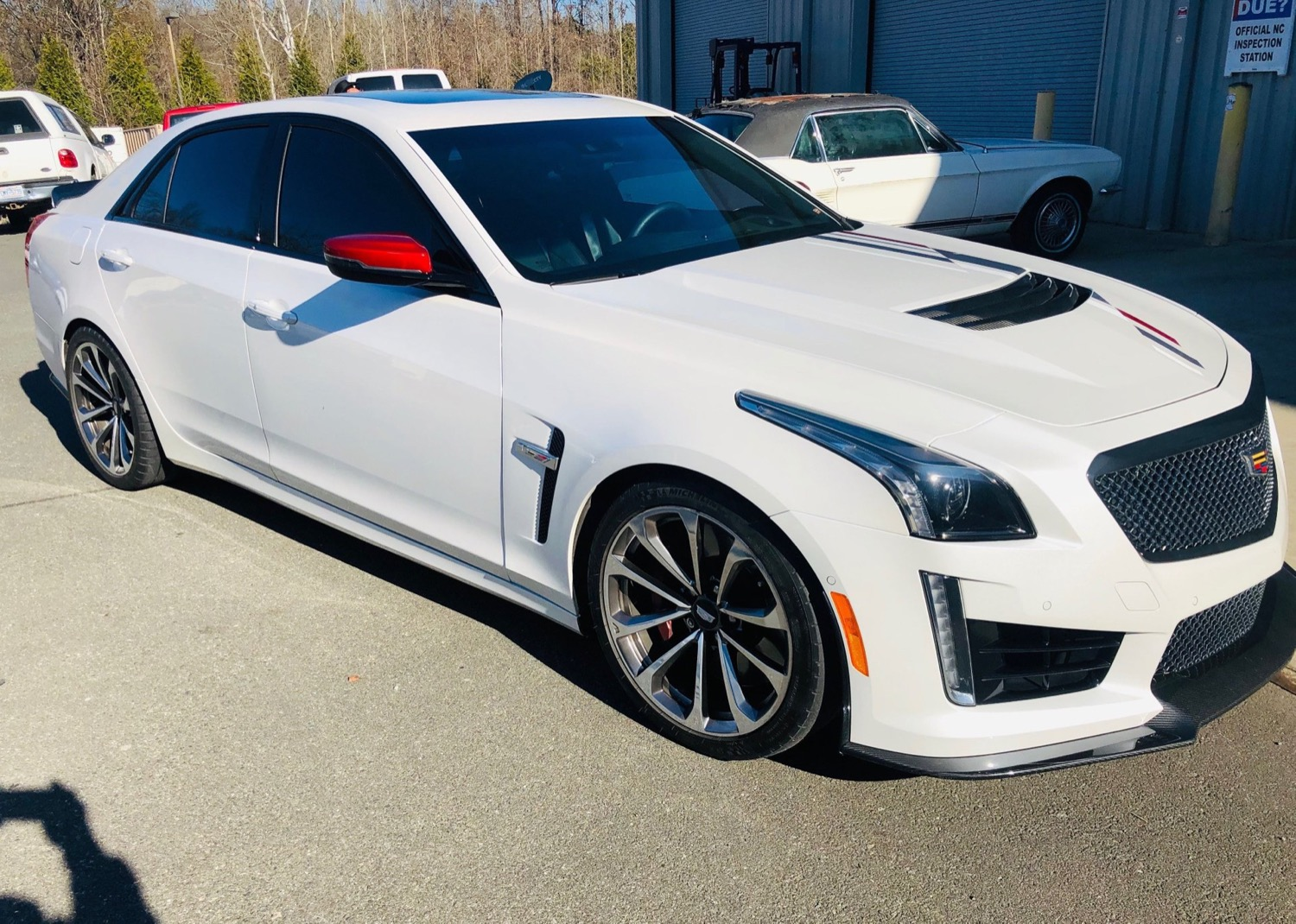 2018 Cadillac Cts V Championship Edition Headed To Auction