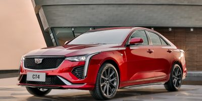 Cadillac CT4 Discount Includes $2,500 Plus 0 APR In November 2020