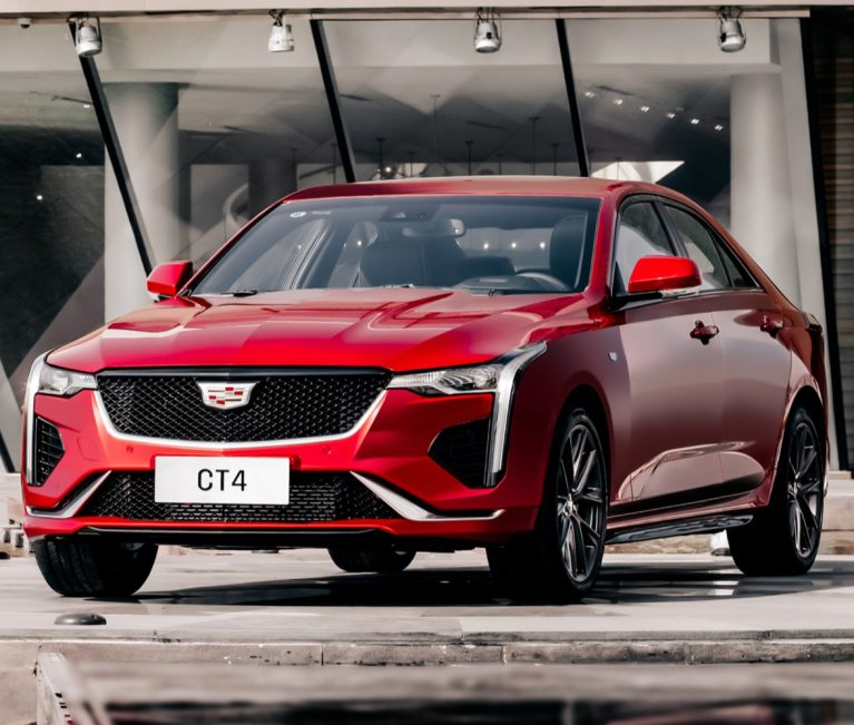 Cadillac CT4 Discount Offers $500 Plus Special Financing In September 2021