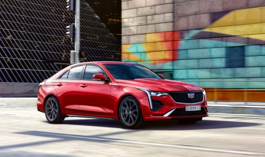 Cadillac CT4 Promotion Offers 0 APR Plus Cash In December 2020