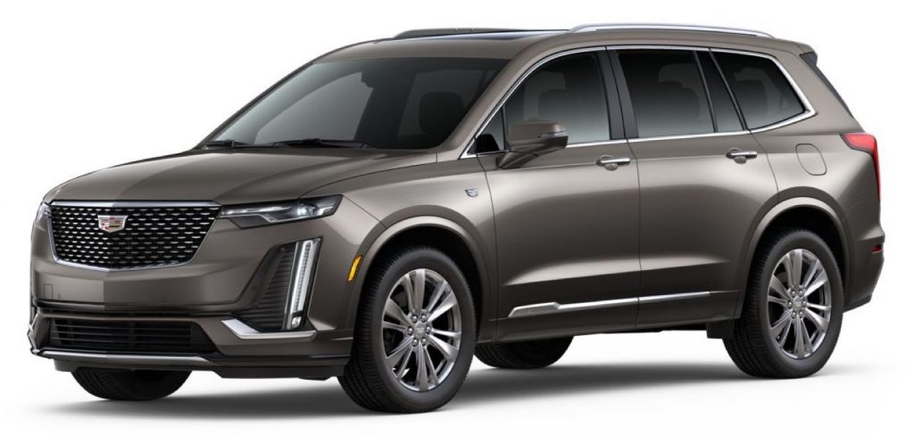 2020 XT6 without Radiant Package