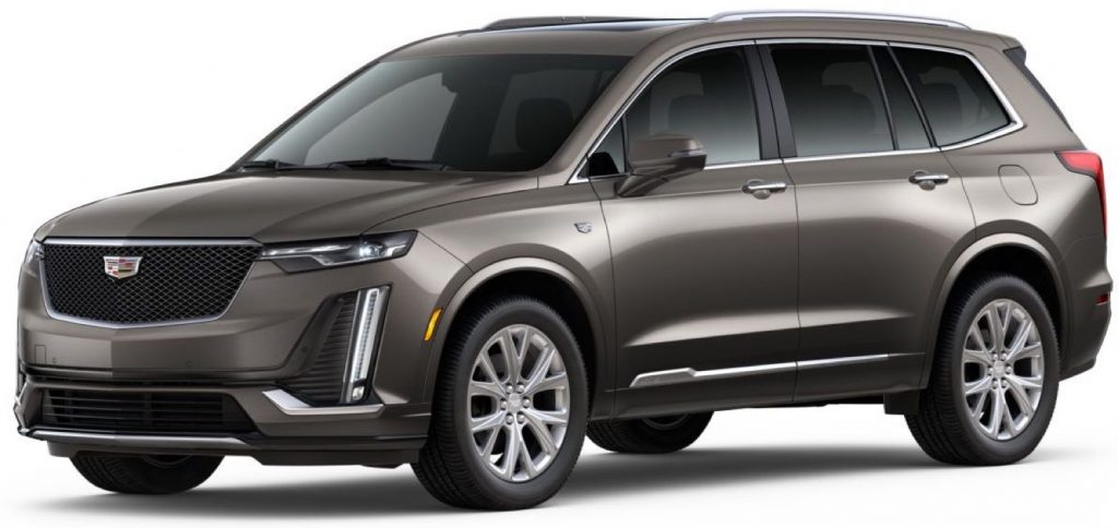 2020 XT6 with Radiant Package