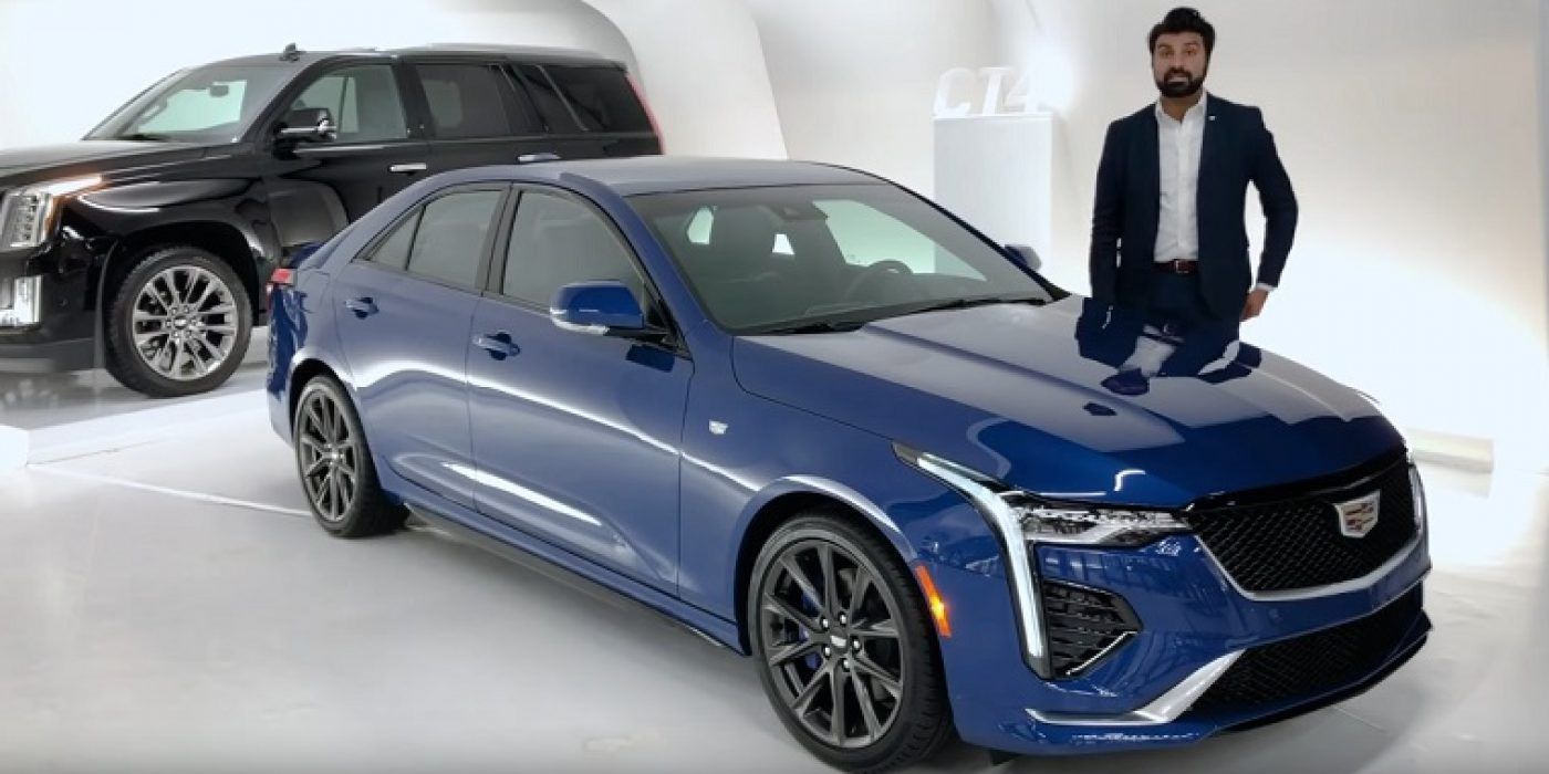 Cadillac Live Provides In-Depth Look At 2020 Cadillac CT4: Video