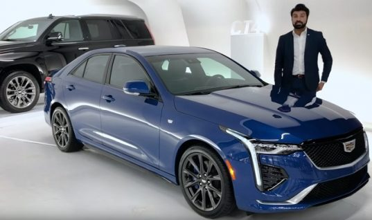 Cadillac Live Provides In-Depth Look At 2020 Cadillac CT4: Video