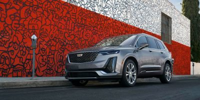 2021 Cadillac XT6 Delivers New Luxury Trim Level, Turbo Four-Cylinder
