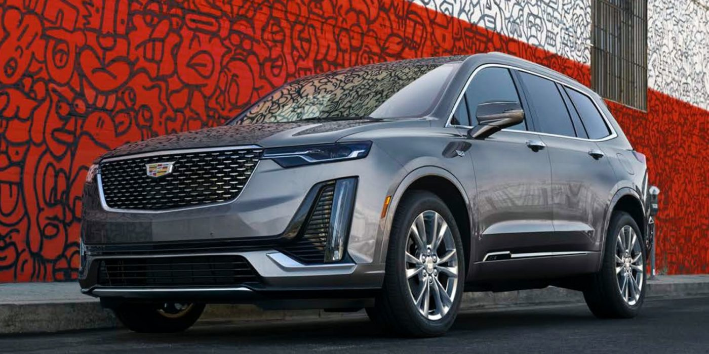 Cadillac XT6 Discount Offers $1,750 Cash Allowance In August 2021