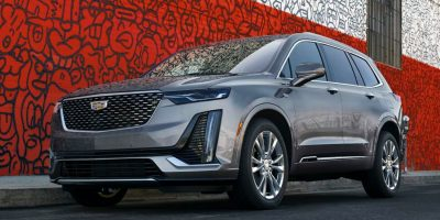 2021 Cadillac XT6 Receives IIHS Top Safety Pick+ Rating