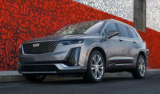 2021 Cadillac XT6 Boasts Improved Fuel Economy Numbers