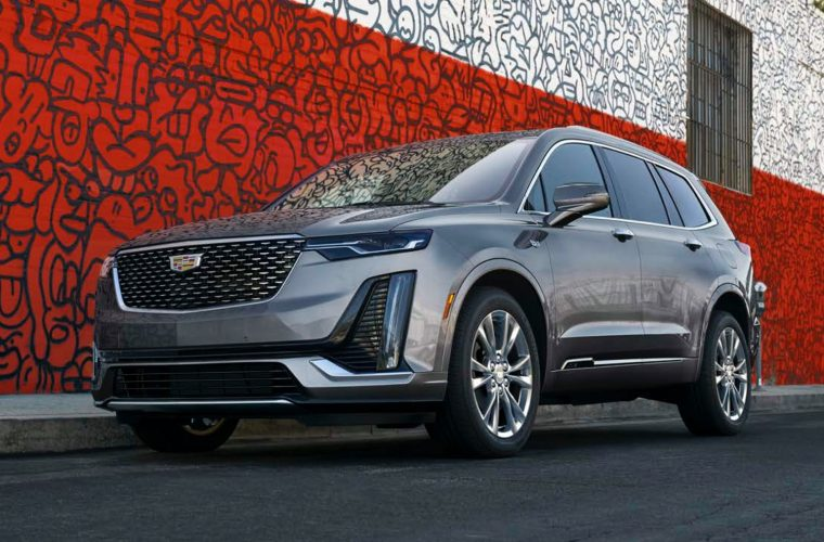 2021 Cadillac XT6 To Add Wireless CarPlay, Android Auto