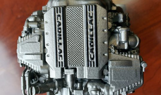 3D-Printed Blackwing Engine Sent To Owners
