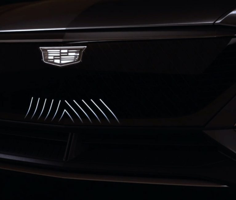 Watch The Cadillac Lyriq Reveal Right Here: Video
