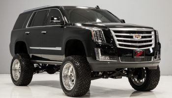 Lifted And Supercharged Cadillac Escalade Looking For A New Home