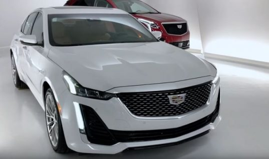 2020 Cadillac CT5 Tour With Cadillac Live: Video