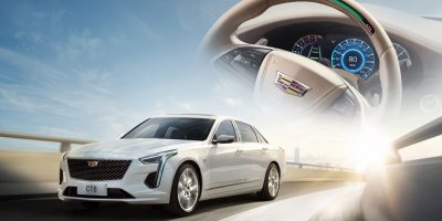 Cadillac Ranks Third In J.D. Power China Tech Experience Index Study