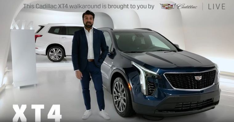 Cadillac XT4 Cadillac Live walkaround