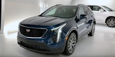2020 Cadillac XT4 Full Walkaround By Cadillac Live: Video