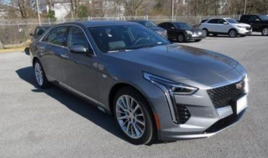 Maryland Cadillac Dealership Offers Up Last CT6 Ever Built