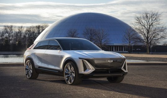 Cadillac Lyriq Show Car Previews The Future