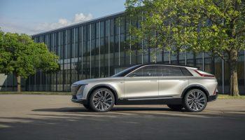 Cadillac Lyriq Won't Feature Front Trunk